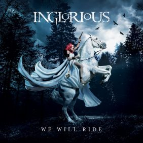 Inglorious | We Will Ride | Album Art - ©Courtesy of Inglorious