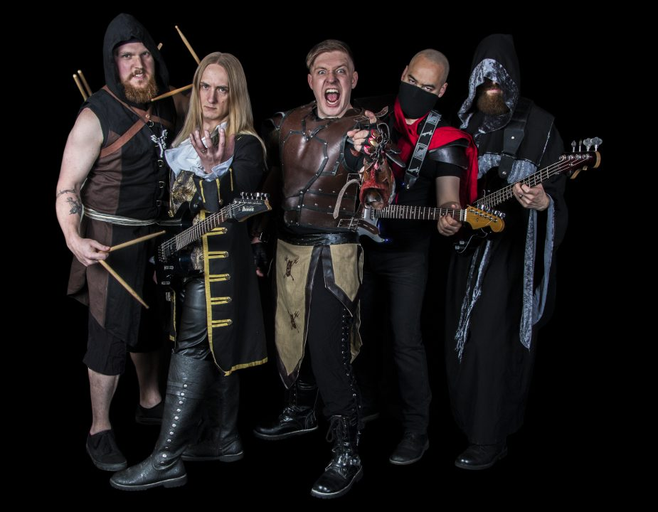 Lords Of The Trident © Sweeney Photography