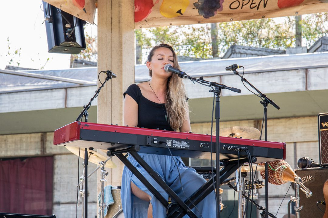 Sofia Dragt at Festival The Brave 2019 © Sylvia Wijnands
