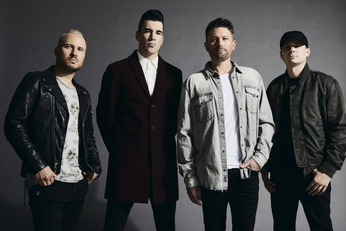 Theory Of A Deadman ©Jimmy Fontaine