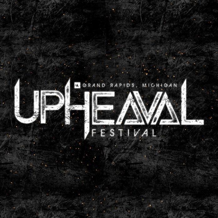 Upheaval Festival | Belknap Park | Grand Rapids MI | Photo Courtesy of Upheaval Festival